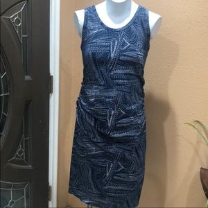 LIZ LANGE MATERNITY DRESS GOOD CONDITION SIZE S